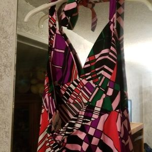 Vintage Tori Richard  Honolulu Dress